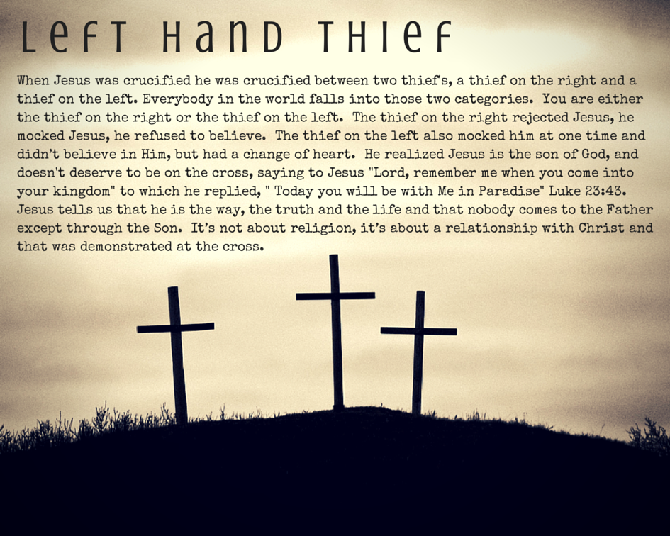 Left Hand Thief